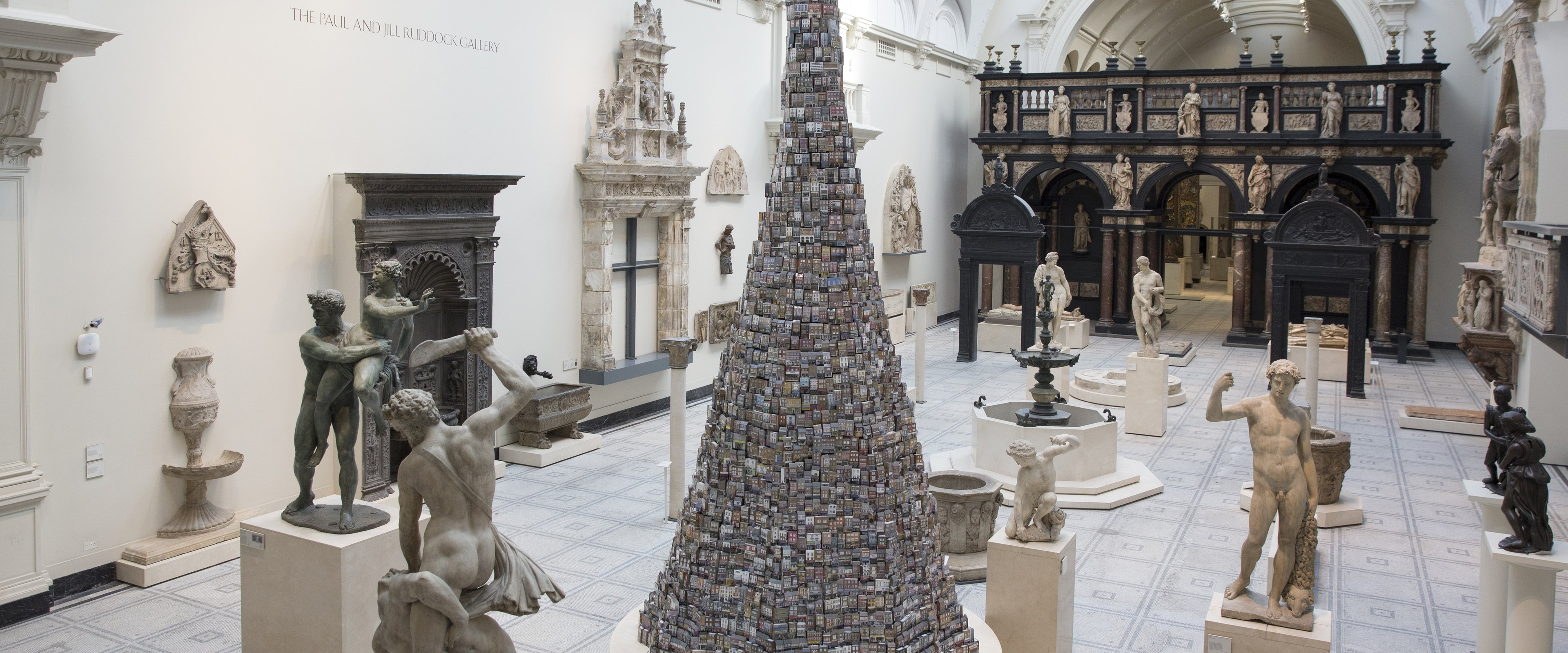 Tower of Babel with Barnaby Barford | 1882 Ltd.