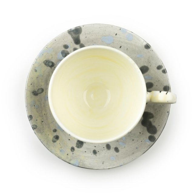 Accidental Expressionist Small Cup Saucer Thumbnail 02