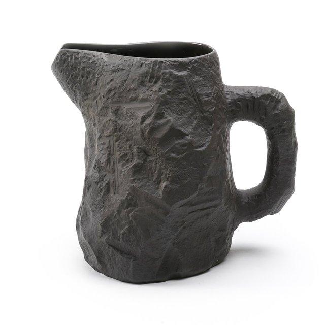Jug | Crockery Black Collection with Max Lamb | 1882 Ltd.