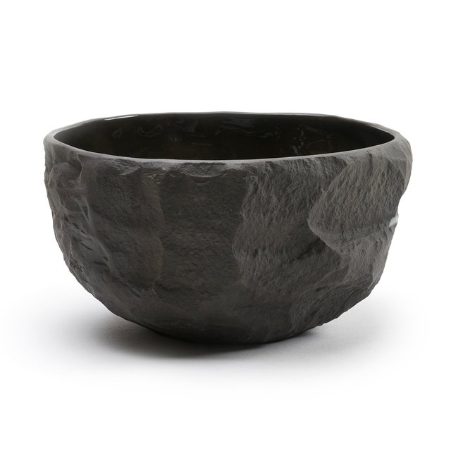 Crockery Black Large Deep Bowl Thumbnail 01