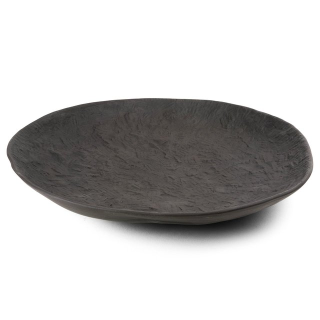 Crockery Black Large Platter Thumbnail 01