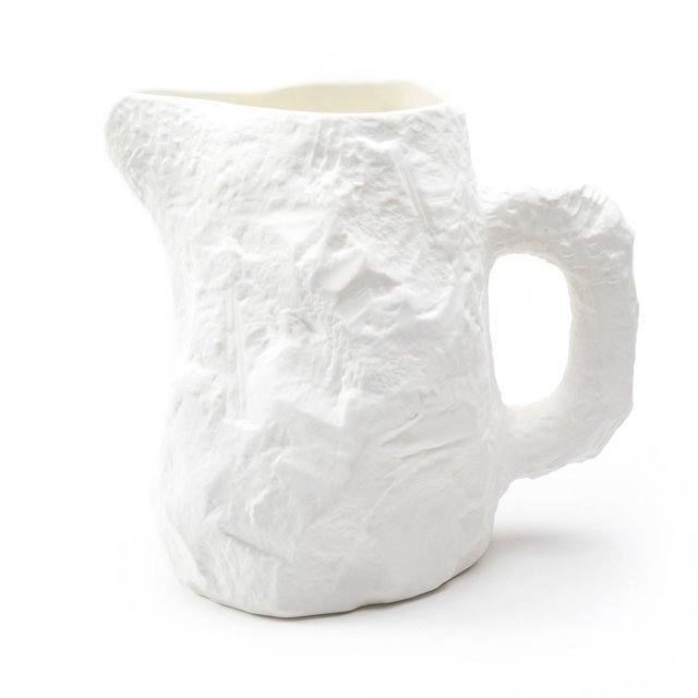 Crockery White Jug Thumbnail 01