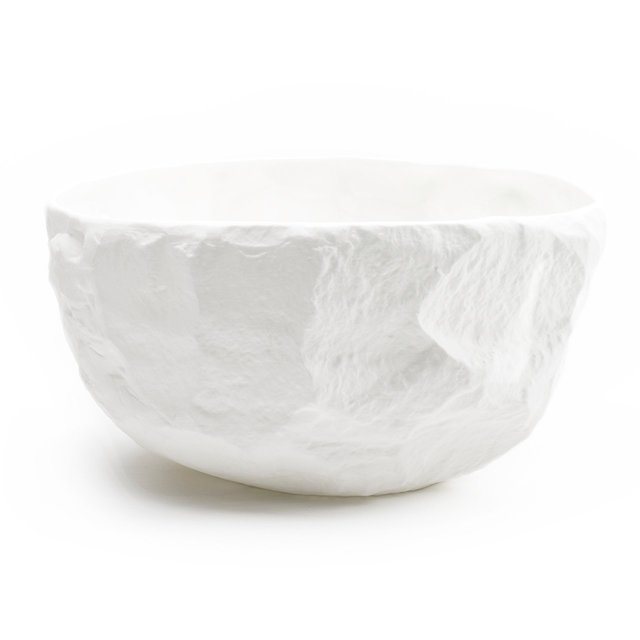 Crockery White Large Deep Bowl Thumbnail 01