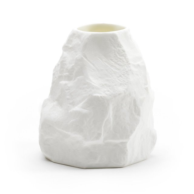 Crockery White Posy Vase Thumbnail 01