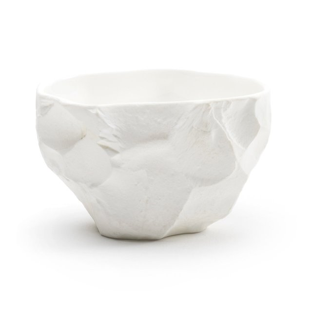 Crockery White Small Bowl Thumbnail 01