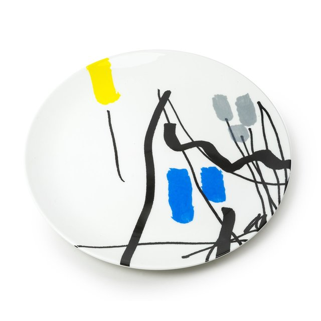 Plate 18 | Garden Ware Table Ware with Bruce McLean | 1882 Ltd.