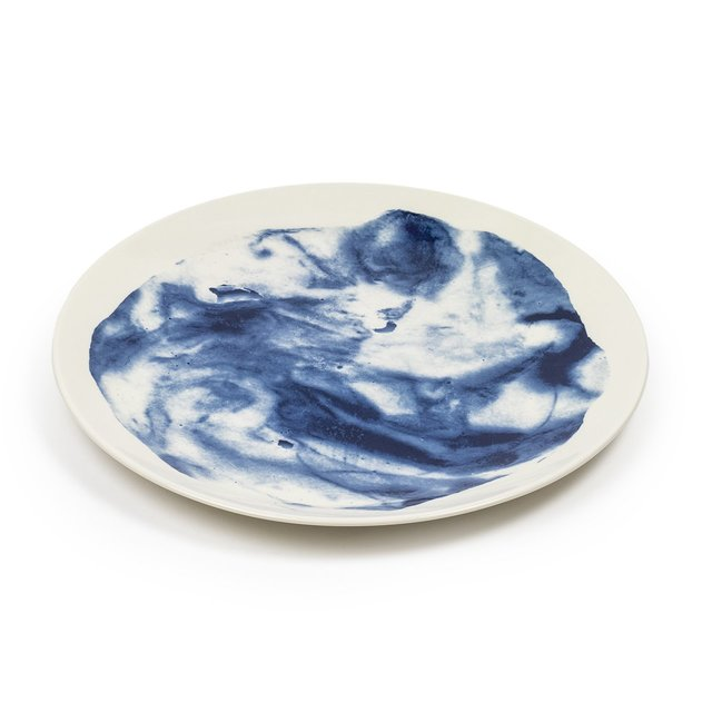 Indigo Storm Dinner Plate Thumbnail 01