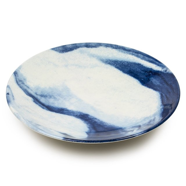 Indigo Storm Large Serving Bowl Thumbnail 01