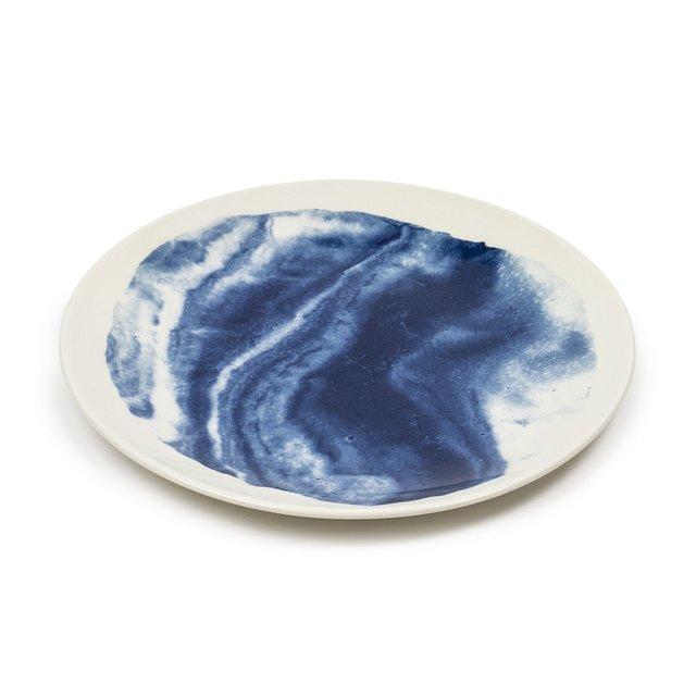 Indigo Storm Salad Plate Thumbnail 01