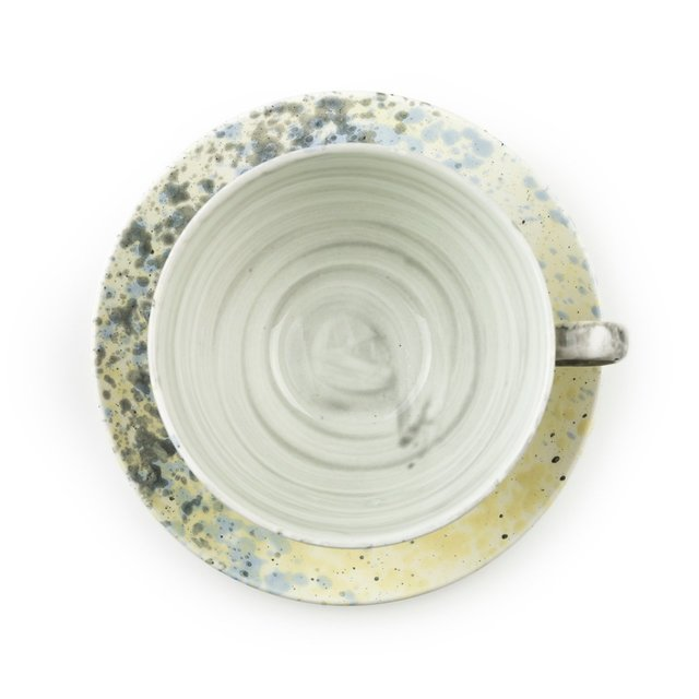 Accidental Expressionist Large Cup Saucer Thumbnail 02