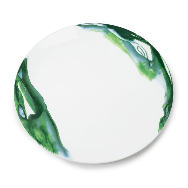 Dinner Plate | Jenny Green Collection with Deborah M Allen | 1882 Ltd.