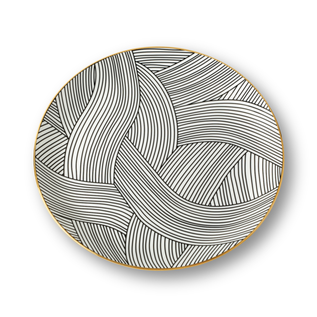 Dinner Plate Dhow | Lustre Collection with Bethan Gray | 1882 Ltd.