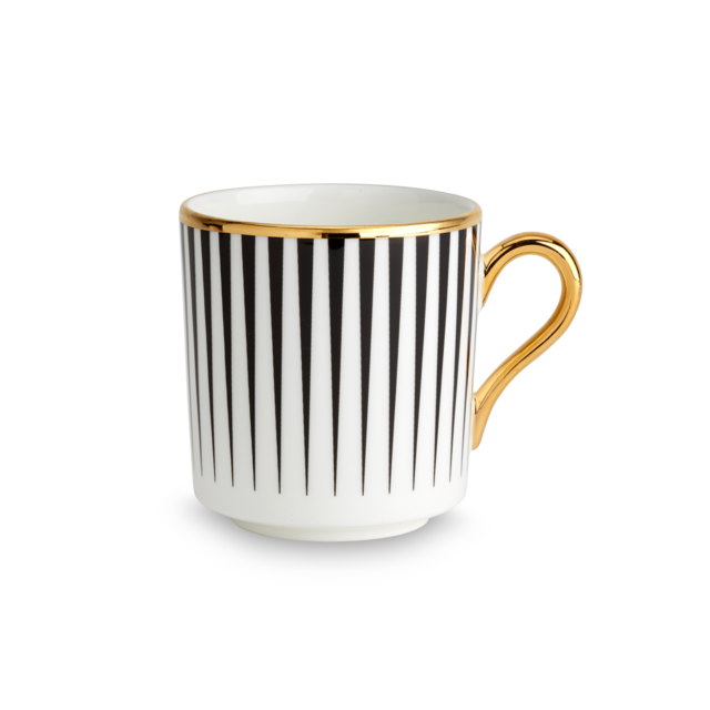 Espresso Cup Stripe | Lustre Collection with Bethan Gray | 1882 Ltd.