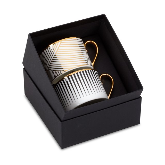 Boxed Coffee Cup Set | Lustre Collection with Bethan Gray | 1882 Ltd.