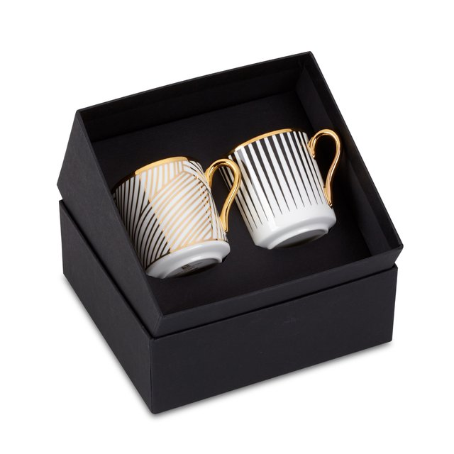 Boxed Espresso Cup Set | Lustre Collection with Bethan Gray | 1882 Ltd.