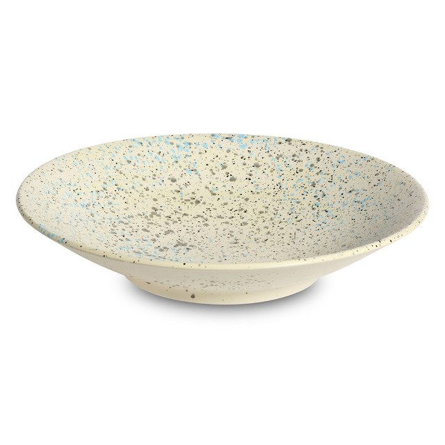 Large Serving Bowl Blue | Accidental Expressionist with Martyn Thompson | 1882 Ltd.
