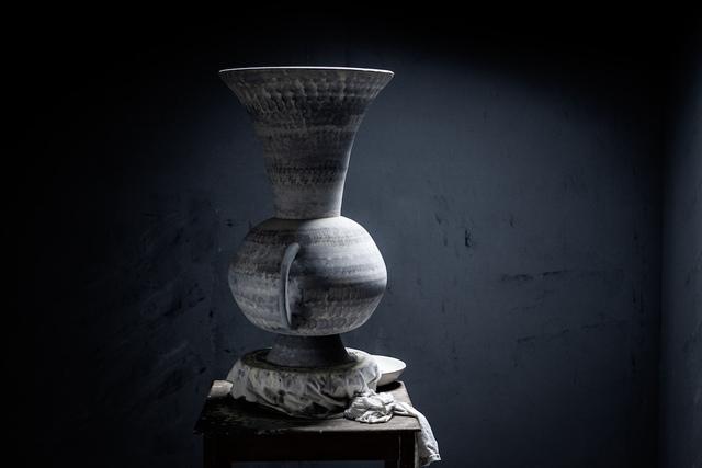 The Penny Vase in process   1882 Ltd.