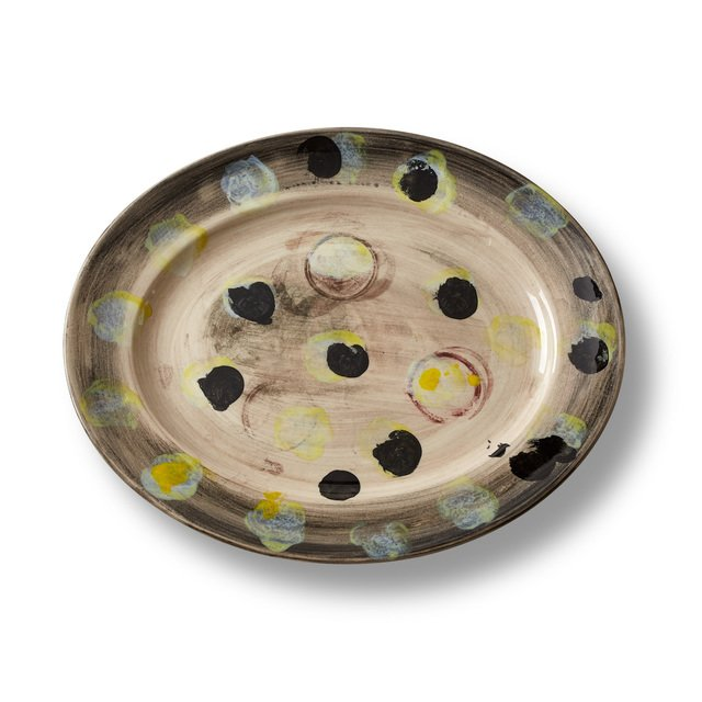 Platter 1 | Painted Ware with Martyn Thompson | 1882 Ltd.