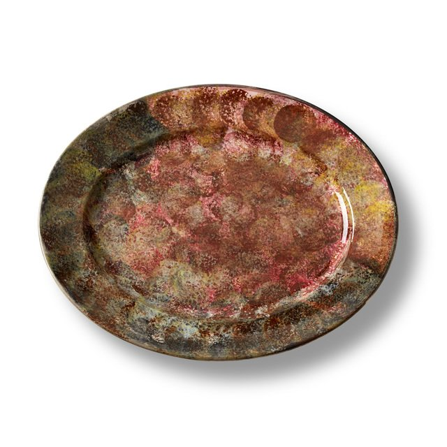 Platter 3 | Painted Ware with Martyn Thompson | 1882 Ltd.